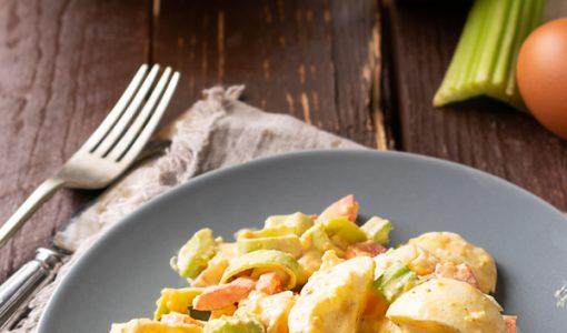 Deviled Egg Salad Recipe